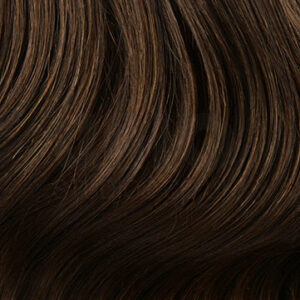 Chocolate Brown Clip-in Hair Extensions #2